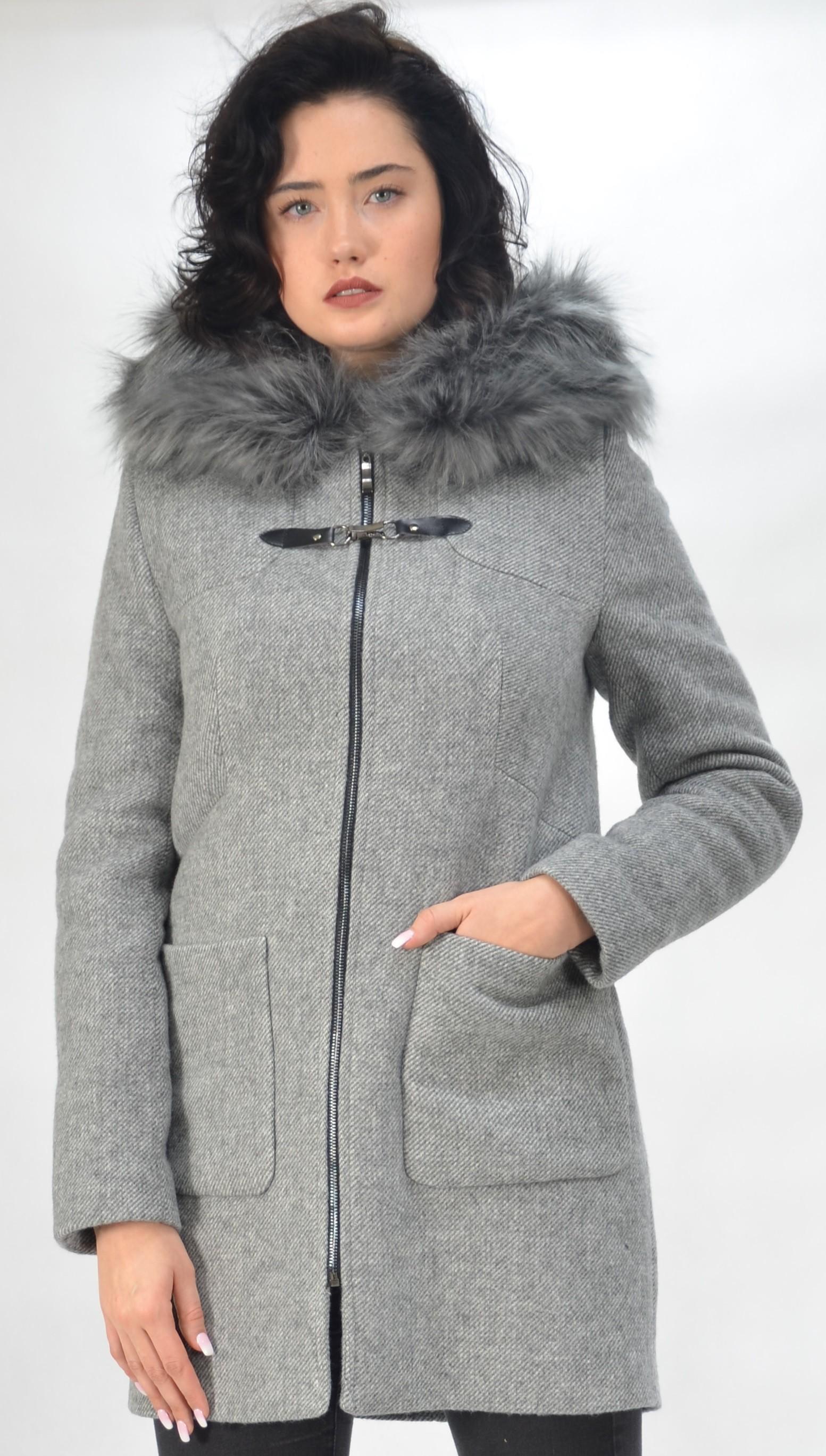 Płaszcz damski NORA