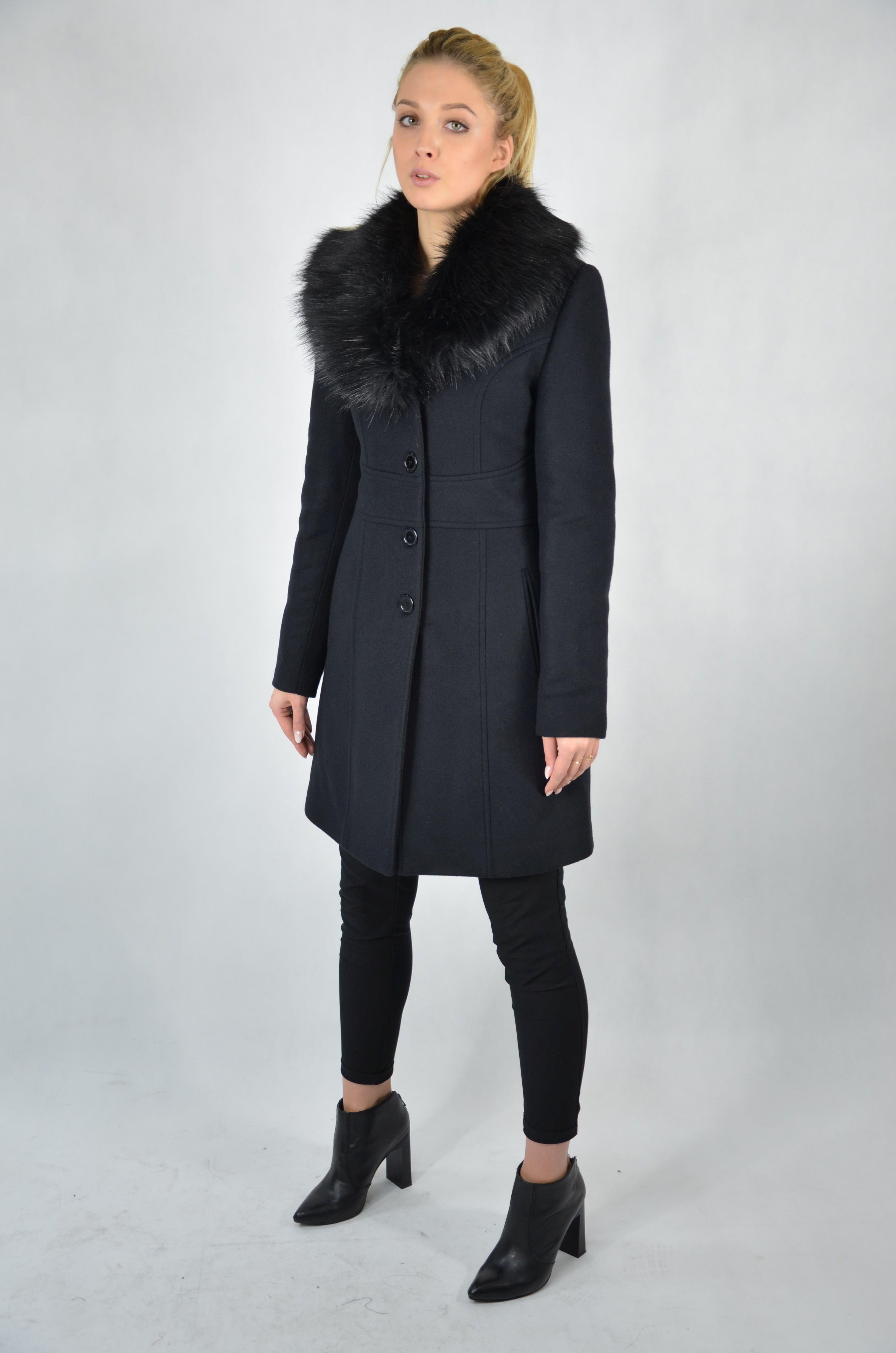 Płaszcz damski MEDISON